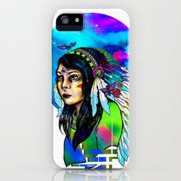 Rainbow Warrior  iPhone Case