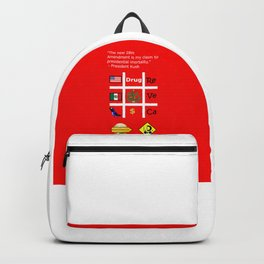 28th Amendment Backpack