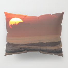 Sun Rise on the Atlantic  Pillow Sham
