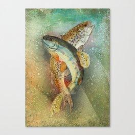 Truchos Canvas Print