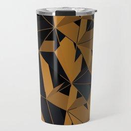 3D Futuristic GEO VI Travel Mug