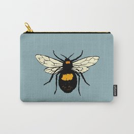 Bumblebee vector Carry-All Pouch