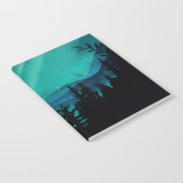 Magic in the Woods - Turquoise Notebook