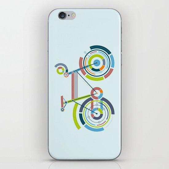 Bicyrcle iPhone & iPod Skin