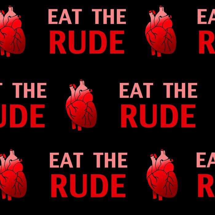 Hannibal: Eat The Rude Leggings