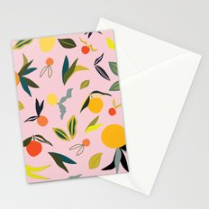 Valencia in Blush Stationery Cards