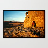 morocco Canvas Prints featuring Morocco by Dr. Tom Osborne