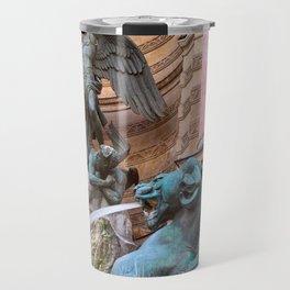Saint-Michel Fountain Travel Mug