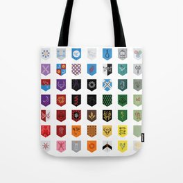Family Shields, the Second of its Name Tote Bag