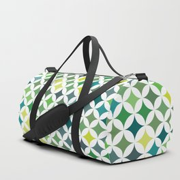 Stars - Leaf #140 Duffle Bag
