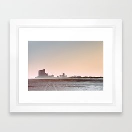Slot Jockey Framed Art Print