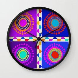 Arizona Sunny Days Wall Clock