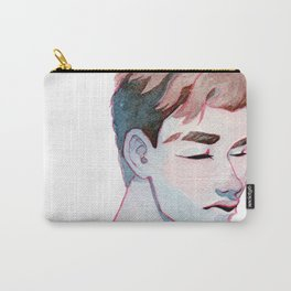 To Be At Peace Carry-All Pouch