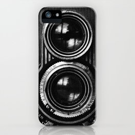 Boss Camera iPhone Case