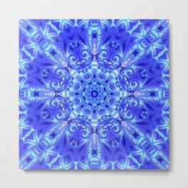 kaleidoscope Star G64 Metal Print