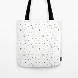 Symbology Tote Bag