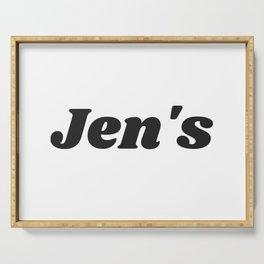 Jen's 4600X3000 Serving Tray