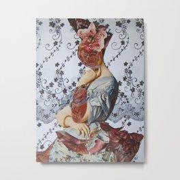 CONTESSA D'HASSONVILLE Metal Print