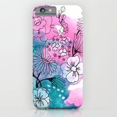 Spring Bouquet Slim Case iPhone 6s