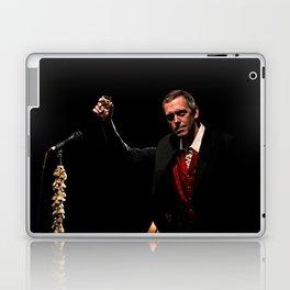 Hugh Laurie - II Laptop & iPad Skin