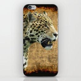 Wild Jaguar iPhone Skin