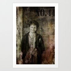 Shenanigans Art Print