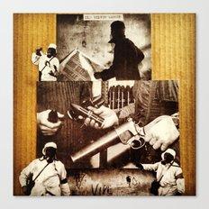 OSWG Insurrection. Canvas Print