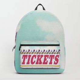 Carnival Ticket Booth Backpack