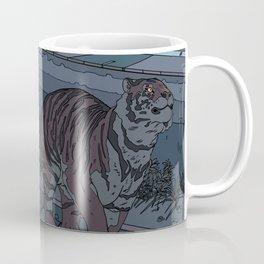 Tiger Station Coffee Mug