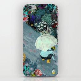 Rainworms iPhone Skin