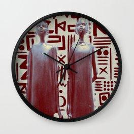 City Lights 2018 Wall Clock