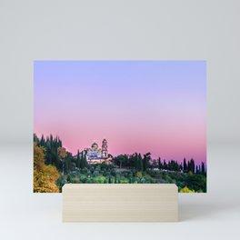 New Athos, Abkhazia Mini Art Print