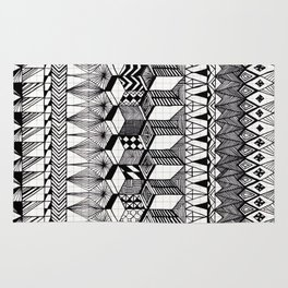 Over the Line Rug