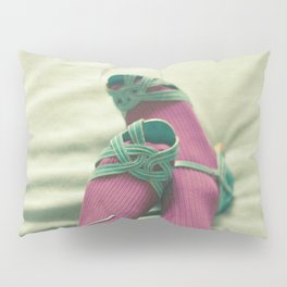The End of the Night Pillow Sham