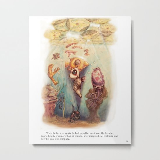 Page 80 Metal Print