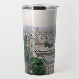 Eiffel Tower, Paris, France Travel Mug