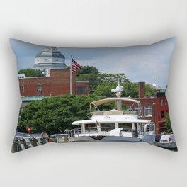 Annapolis Harbor Rectangular Pillow