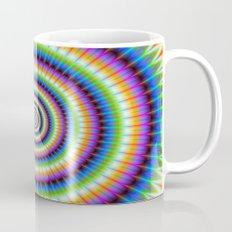 Psychedlic Rings Mug