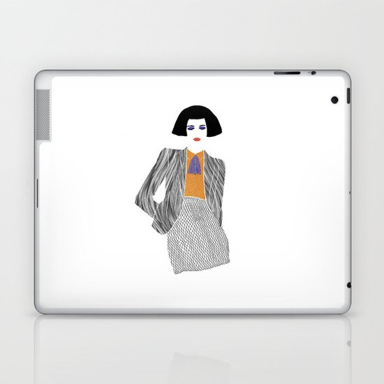 Mrs. E. Laptop & iPad Skin