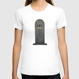 LOL Tomb T-shirt