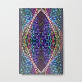 Spirit Walls Metal Print
