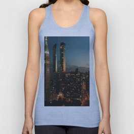 Fifth Avenue New York Views Unisex Tank Top