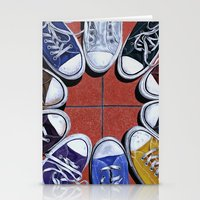 shoes Stationery Cards featuring Shoes by Giorgio Arcuri