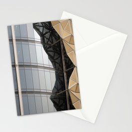 Al Bahar Towers Abu Dhabi Stationery Cards