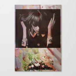 Poni Canvas Print