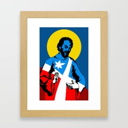 San Jose Framed Art Print