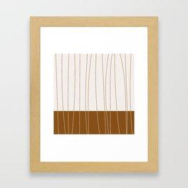 Coit Pattern 39 Framed Art Print