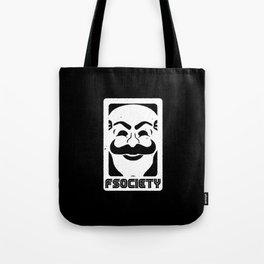 FSociety Tote Bag