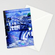 Night Light, Gotland Stationery Cards