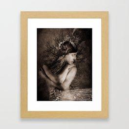Isa Framed Art Print